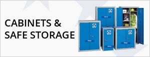 Cabinets & Safe Storage
