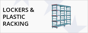 Lockers & Plastic Racking