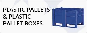 Plastic Pallets & Plastic Pallet Boxes