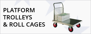Platform Trolleys & Roll Cages
