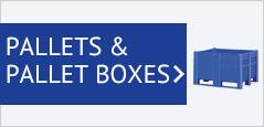 Pallet & Pallet Boxes
