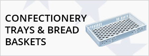 Confectionery Trays & Bread Baskets