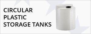 Circular Plastic Storage Tanks