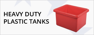 Heavy Duty Plastic Tanks
