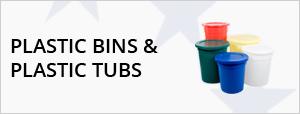 Plastic Bins & Plastic Tubs