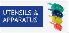 Utensils & apparatus