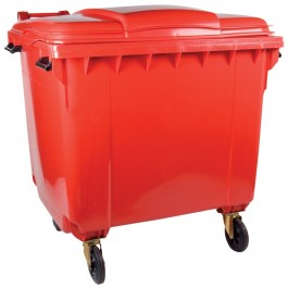 1100 Litre Wheelie Bin - CR110GB