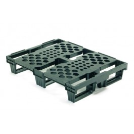 Ventilated Plastic Pallet - 5590