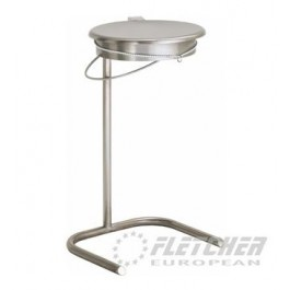 Stainless Steel Waste Bin - PB1