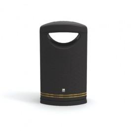 Pioneer 130 Litre Litter Bin - LBPIONEER