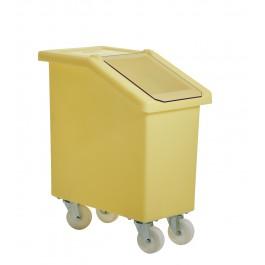 rotoXM15 Plastic Food Storage Bin (Yellow)