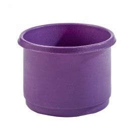 rotoXT02 Plastic Inter-Stacking Tub (Purple)