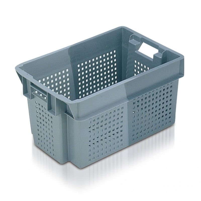 11052 Perforated Stack / Nest container 600 x 400 x 300mm