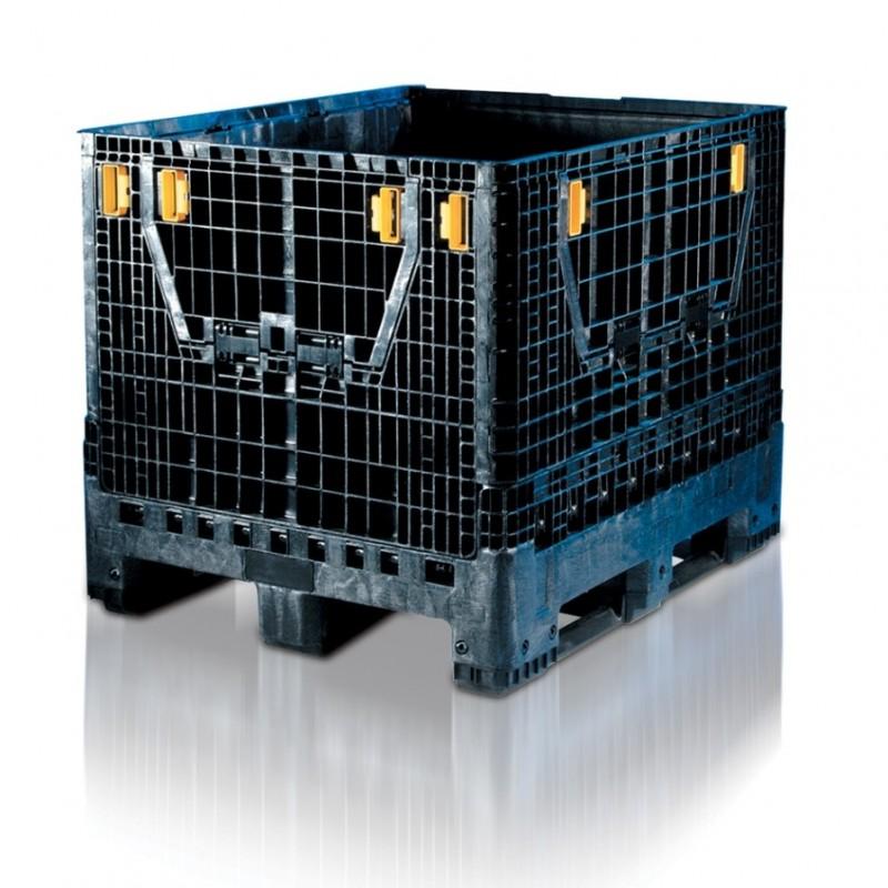 Foldable Plastic Pallet Box FLC121097T
