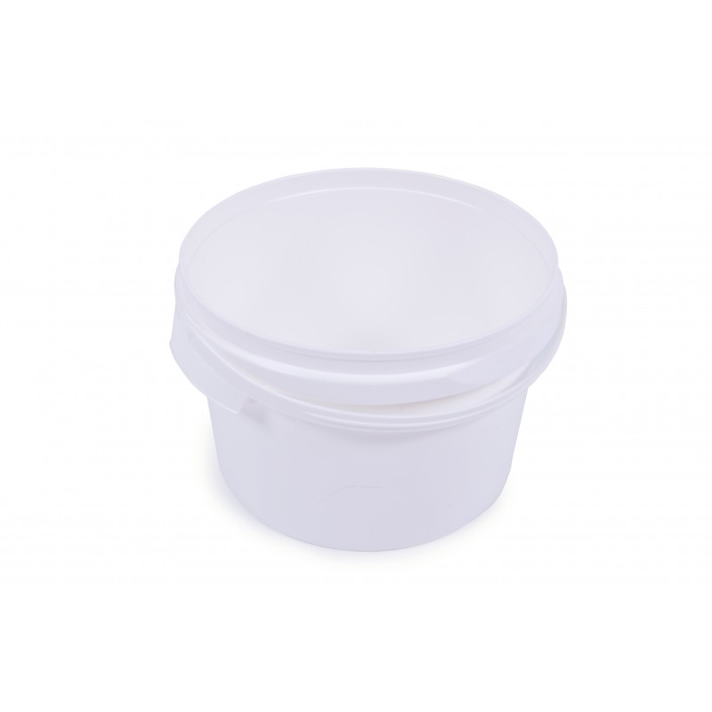 Plastic Pail with Airtight Lid - 2.5 Litres - V25
