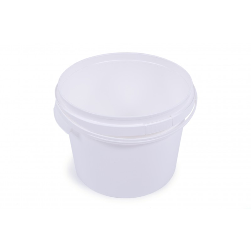 Plastic Pail with Airtight Lid - 3 Litres - V30