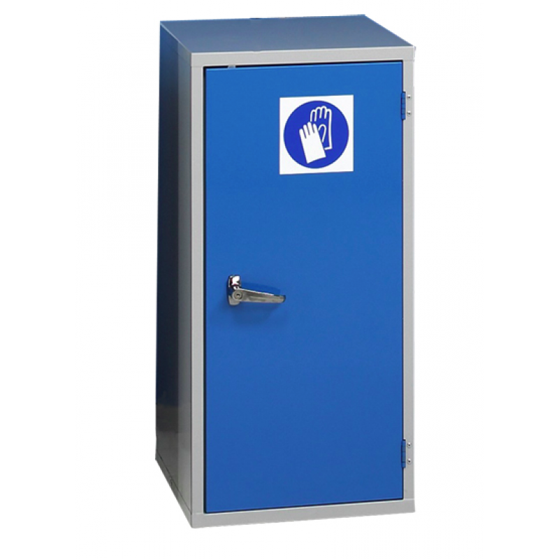 Small PPE Storage Cabinet