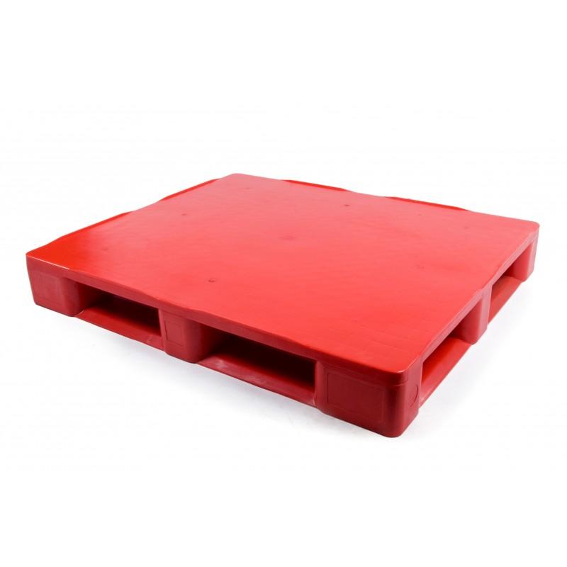 Rackable Plastic Pallets 1200 x 1000mm - RMIPS12