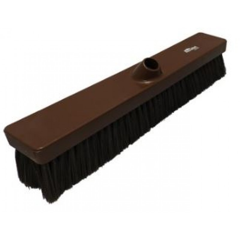 Sweeping Broom 457mm Medium Bristled - B809