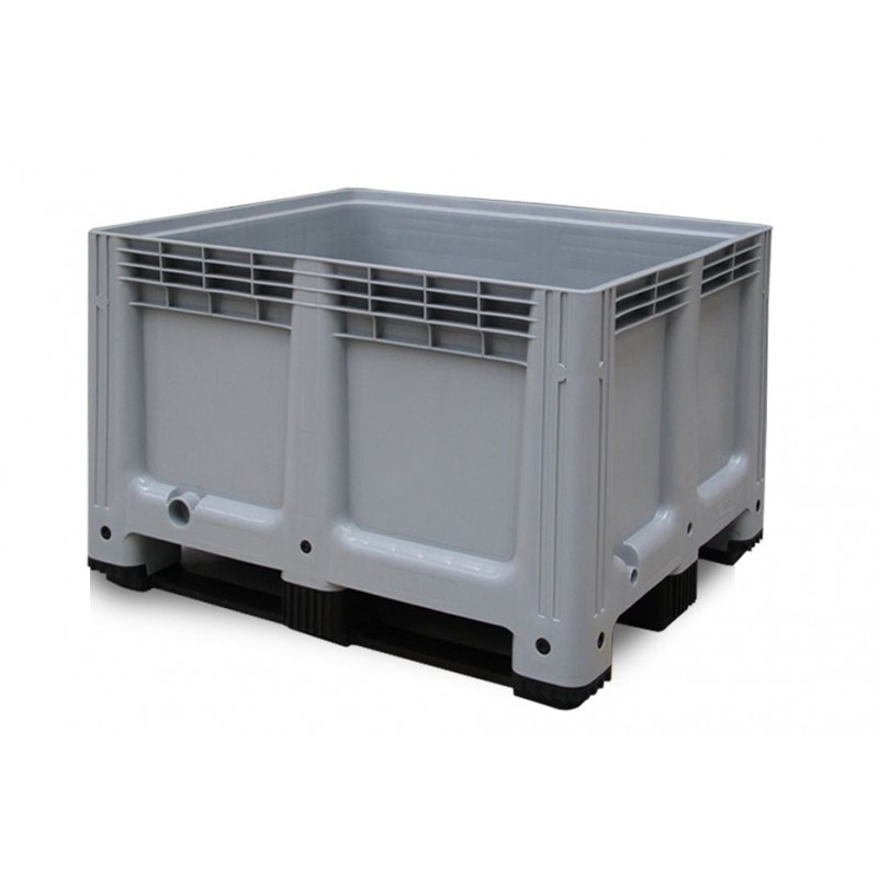 Plastic Pallet Box 610 Litre BP1210GR
