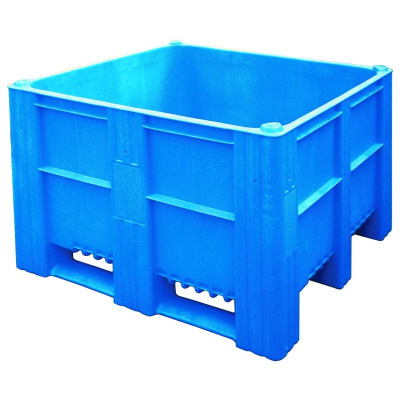 Plastic Pallet Box 600 Litre - DL1210A