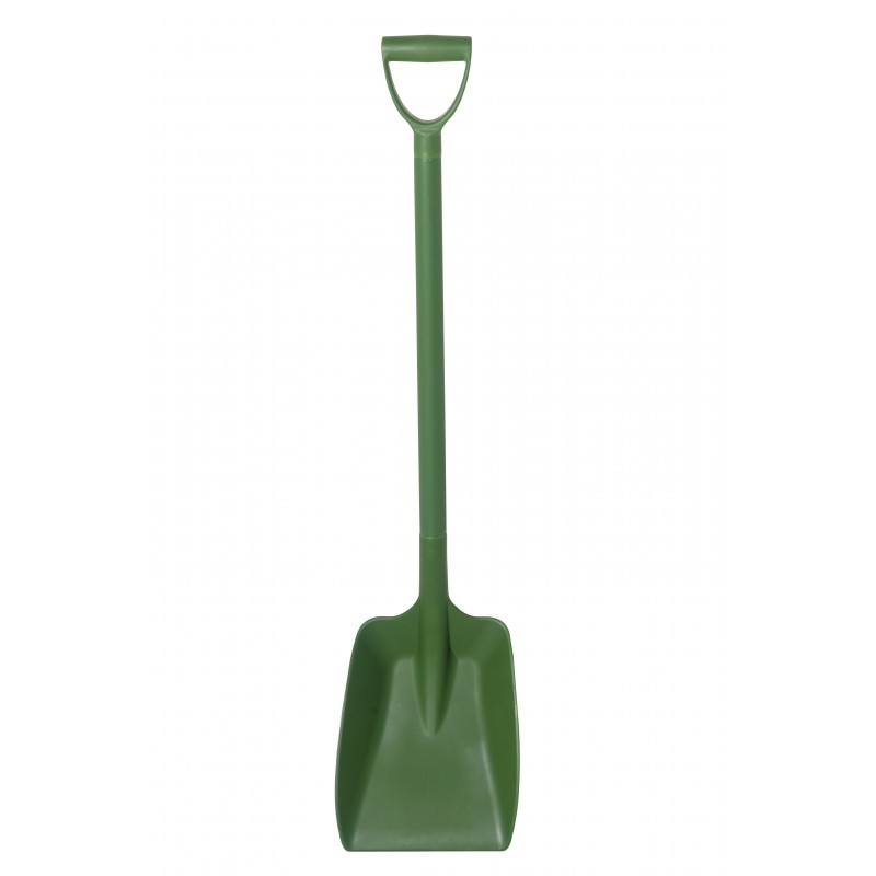 PSH13 Medium shovel - green
