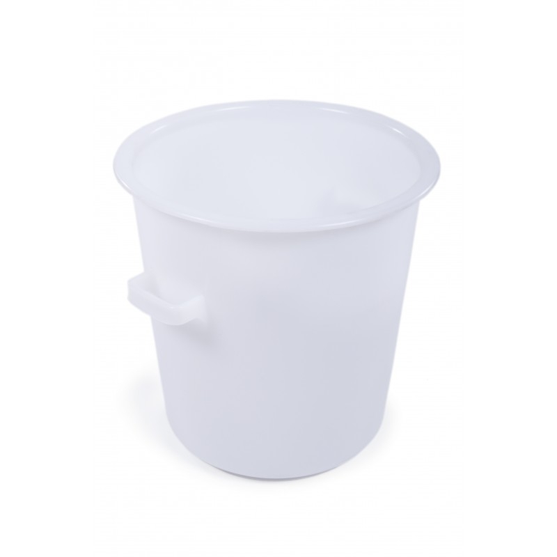 RM75B tapered bin with handles