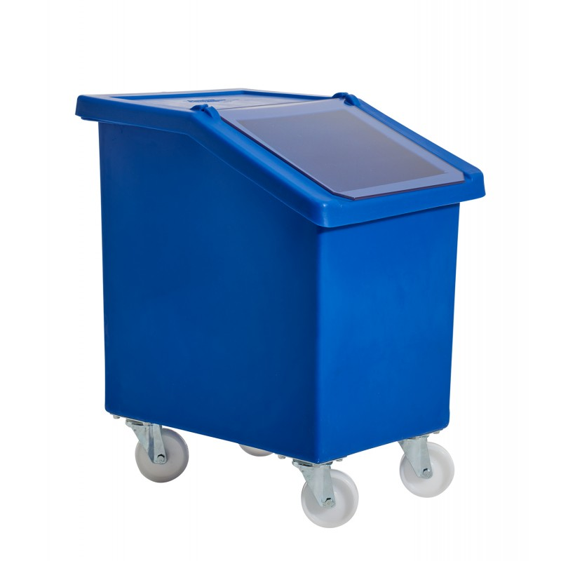 Plastic Mobile Ingredient Bins - rotoXM20 (Blue)