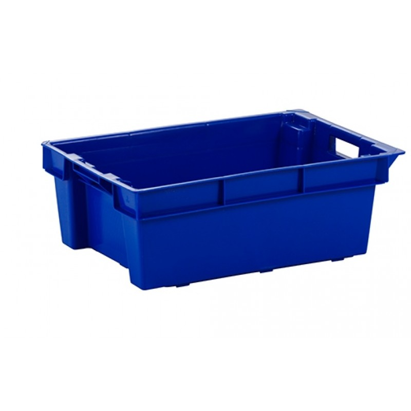 ***NOW £7.50 Exc VAT***  SN0113 Solid Stack / Nest Container (600 x 400 x 200 mm)