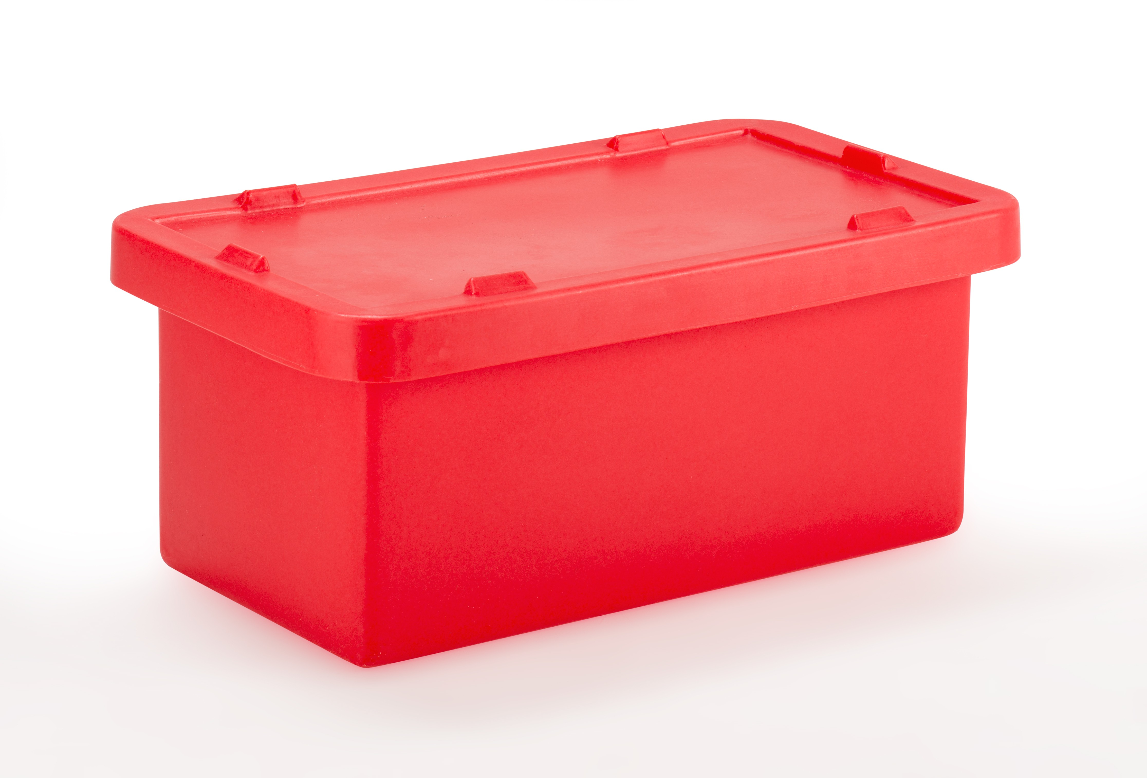 Heavy Duty Plastic Box With Lid Food Grade Hygienic