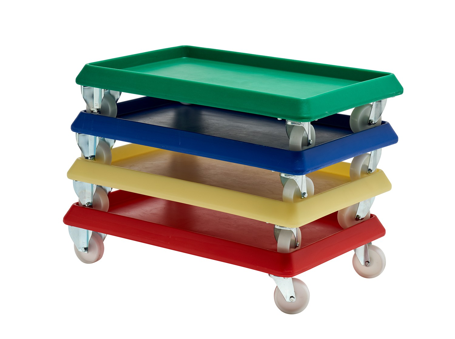 Plastic Dollies Plastic Wheeled Dollies Plastic Crate Dollies Plastic Containers