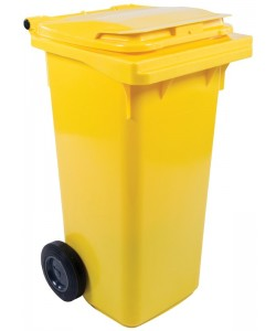 120 Litre Wheelie Bin CR120GB