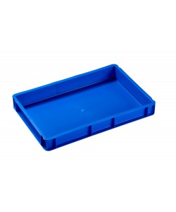 21013 Blue European Stacking Boxes