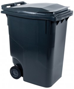 360 Litre Wheelie Bin - CR360GB