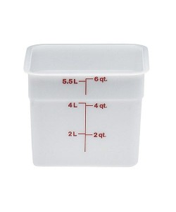 Polyethylene Food Container 5.7 Litre - 6SFSP