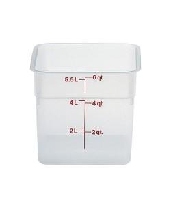 Polypropylene Food Container 5.7 Litre - 6SFSPP