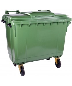 Wheelie Bin 660 Litre - CR660GB