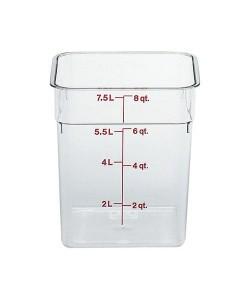 Polycarbonate Food Container 7.6 Litre - 8SFSCW