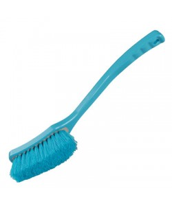 Long Handled Brush Stiff Texture - D9