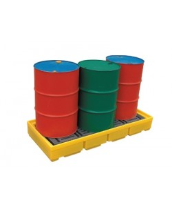 3 Drum Sump Pallet - BP3