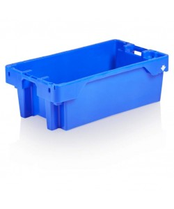 Stacking Fish Box 60 Litre - FB40