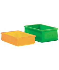 Hygibox Group - Colour Coded Stacking Boxes