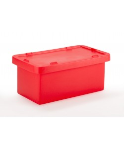 Heavy Duty Box and Lid 700 x 400 x 300mm – rotoXB13