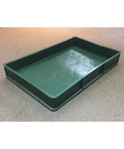 **** STOCK CLEARANCE £3.00 EACH  *****  Solid Stacking Tray 710 x 450 x 95mm