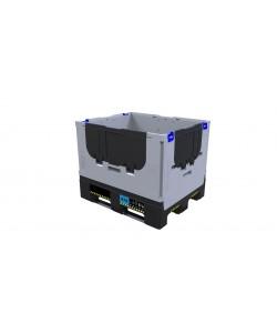 Collapsible Plastic Pallet Box FLC121097T