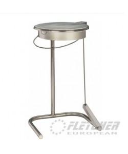 Stainless Steel Pedal Bin - PB3