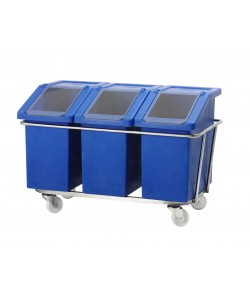 Mobile ingredients trolley - rotoXF15
