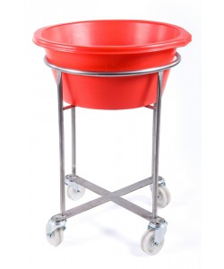 Stainless Steel Mixing Bowl Stand - rotoXB24STSS