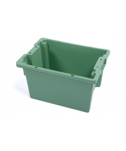 Stack nest container 400 x 300 x 220mm
