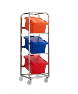Food Ingredient Storage Trolley – rotoXFMR
